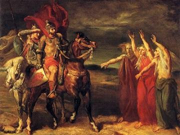 Macbeth (frasi scelte)