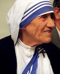 foto di Madre Teresa