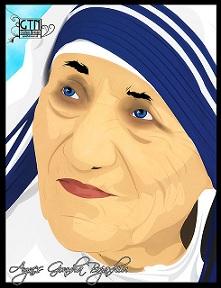 Ritratto di Madre Teresa