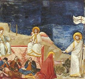 Pasqua Giotto Resurrezione