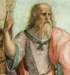 Platone scuola di Atene