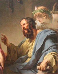 Socrate ritratto